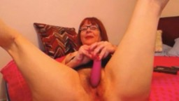 Real dirty talking granny Cindy to sissy boy training