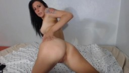 All American girl Hayden Lee ready to have a naughty time