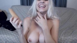 Flirty adorable and so fuckable lucky blond angel Emily
