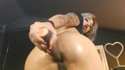Tattooed Monica Brazilian dream loves to double penetration