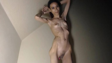 Fucking amazing slender ebony school girl with sexy eyes