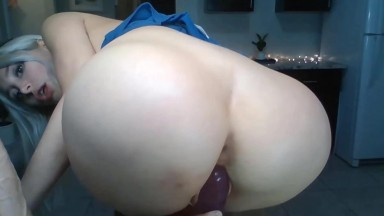 Fucking sexy reverse cowgirl Amanda making you cum hard