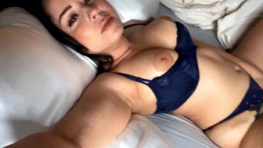 Lovely Latina lady Jazule sharing the forbidden secrets