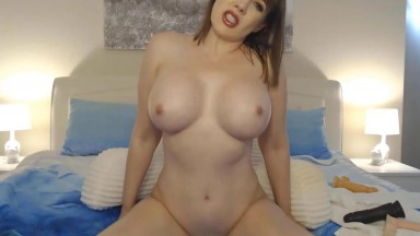 Superb busty MILF Melisa Miller conquers the whole world